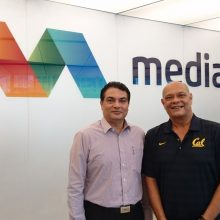 Rajesh Shah of SIDS and Keith D Souza of 938Live-2017-05-26 at 10.19.25 AM