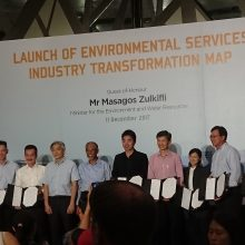 Launch of Environmental Services Roadmap_3454
