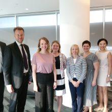 Finnish delegation with MY&Asri@CNATV-151119